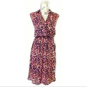 Torrid Floral Print Dress Size 2X